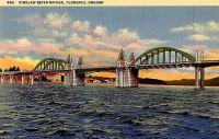 Siuslaw Bridge, Florence OR
