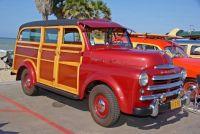 1949 Dodge Truck Woodie