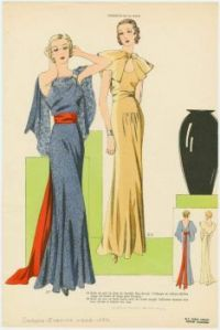 1930S BY MID CENTURY FASHION