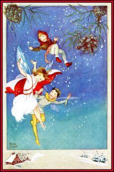 Snowflake Fairies