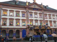 Largest Advent Calandar Gengenbach Germany