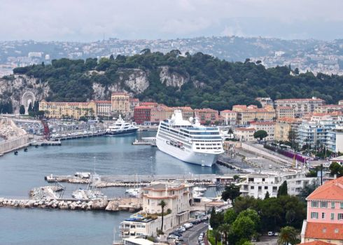 Nice, France: Harbour