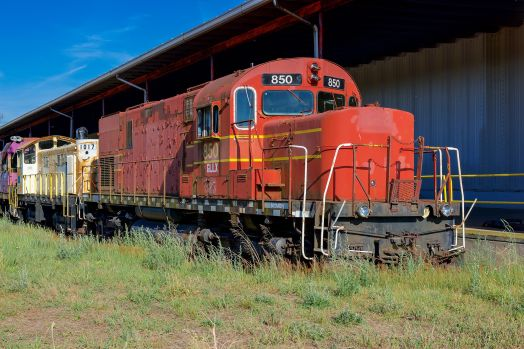 ALCO C420 850 owned by Great Lakes Leasing