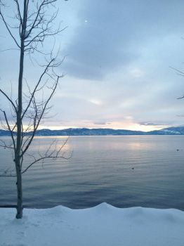 Tahoe after the storm