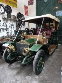 1906 Armstrong Whitworth Limousine