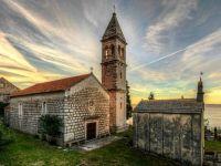 Church in Old Podaca, Croatia