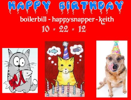 Happy Birthday   boilerbill - happysnapper
