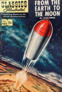 Classic Illustrated #105