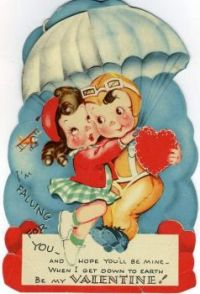 Retro Valentines - Falling for You