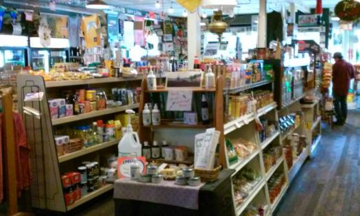 Port Townsend area - country store