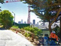 Blob construction worker / San Francisco