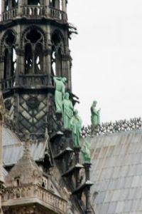 Notre Dame de Paris Details perdus