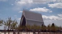 AirForce Academy Chapel