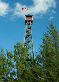 Temagami Tower