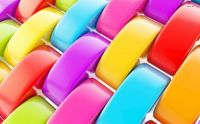 Vibrant-colored-rings-wallpaper