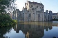 Castle of the Counts - Gravensteen - Ghent/Belgium