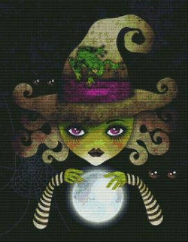 WITCHY WOMAN!