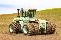 ONE BIG TRACTOR