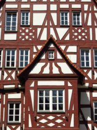 Bad Wimpfen, Germany, Detail