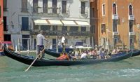 14. many kinds of taxis in Venice, Italy 2011