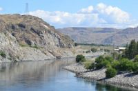 Columbia River near Grand Coulee, WA