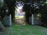 Bij Eibergen: terrein van vroeger kasteel Mallum NL