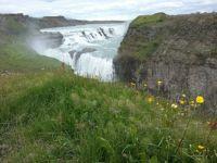 Gullfoss - Icelandic waterfall