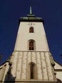 Brno, kostel sv. Jakuba