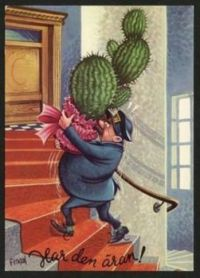 A cactus for my ex-wife
