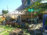 Rebuilding after supertyphoon Yolanda