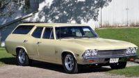 68 Chevelle Nomad