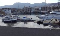 Girne harbour march 19