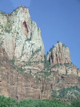 Southwest! Zion! The Great White Throne