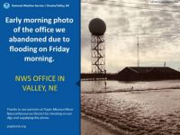 U S National Weather Service Office in Nebraska