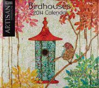 LANG 2014 Wall Calendar Cover Birdhouses