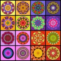 Jewel Tones #4 (medium)