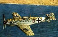 Messerschmitt Bf 109 E-7 Trop