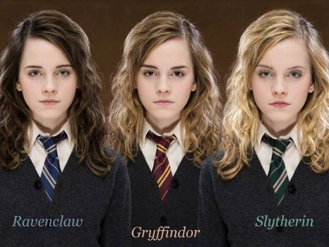 Which is the real Hermione?