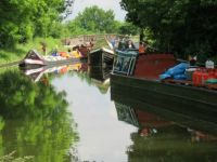 A cruise along the Staffordshire and Worcestershire Canal, Stourport to Great Haywood Junction (696)