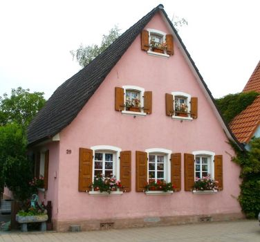 House in St. Leon-Rot, Germany