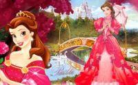 Belle in Pink