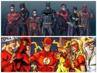 Families - Flash and Bat