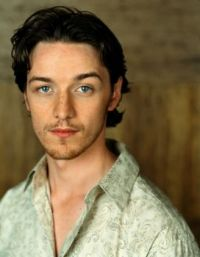 James McAvoy, for a change of pace