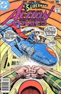 Superman Versus Amazo