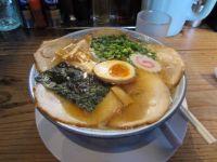 Ramen for Lunch in Niigata