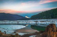 Detroit Lake  Mt. Jefferson Bend, Oregon