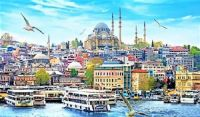 ISTANBUL SKYLINE, TURKEY