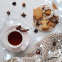 mug & cookies