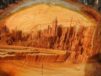 Timber City Landscape
