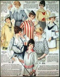 1917 Eaton's Spring and Summer Catalog